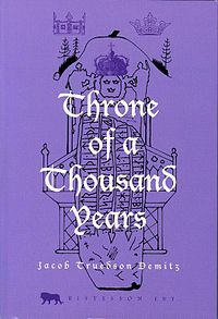 Throne of a Thousand Years cover 1996.jpg
