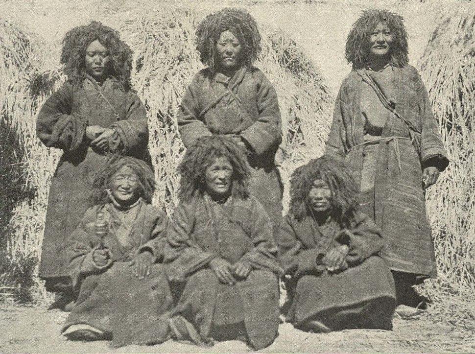 """Tibetan """"Lamanis"""""""