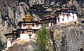 Tiger's Nest or Lair - Paro Buddhist Taktsang Palphug Monastery sacred site in the upper Paro Valley - panoramio (2).jpg