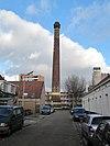 tilburg - beka schoorsteen (deel van rm35719)
