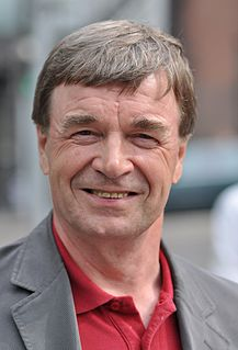 Timo Kalli Finnish politician