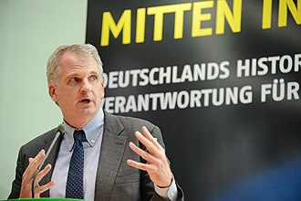 Timothy D. Snyder - On 20 June 2017, a discussion on Germany's historical responsibility towards Ukraine was held in the German Parliament.