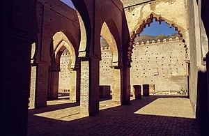 Tinmel - Tin Mal Mosque.