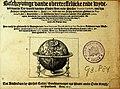 Title page of Beschryvinge vande overtreffelijcke ende wydtvermaerde zee-vaerdt vanden edelen heer ende meester Thomas Candisch.jpg