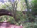 Tiverton , Tidcombe Lane Bridge and Footpath - geograph.org.uk - 1264539.jpg