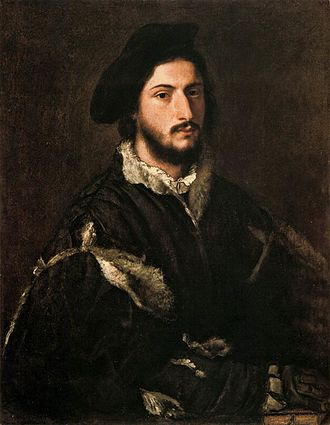 Portrait of Vincenzo Mosti - Image: Tizian 071