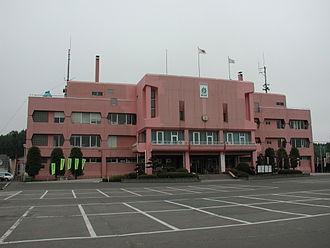 Tōhoku, Aomori - Tōhoku Town Hall