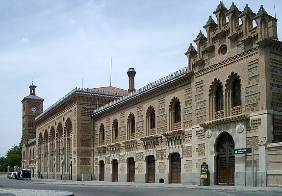 Toledo railway station