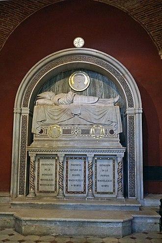 Fernando Arturo de Meriño - Archobishop Meriño's tomb at Catedral Primada de América at Santo Domingo Colonial City.