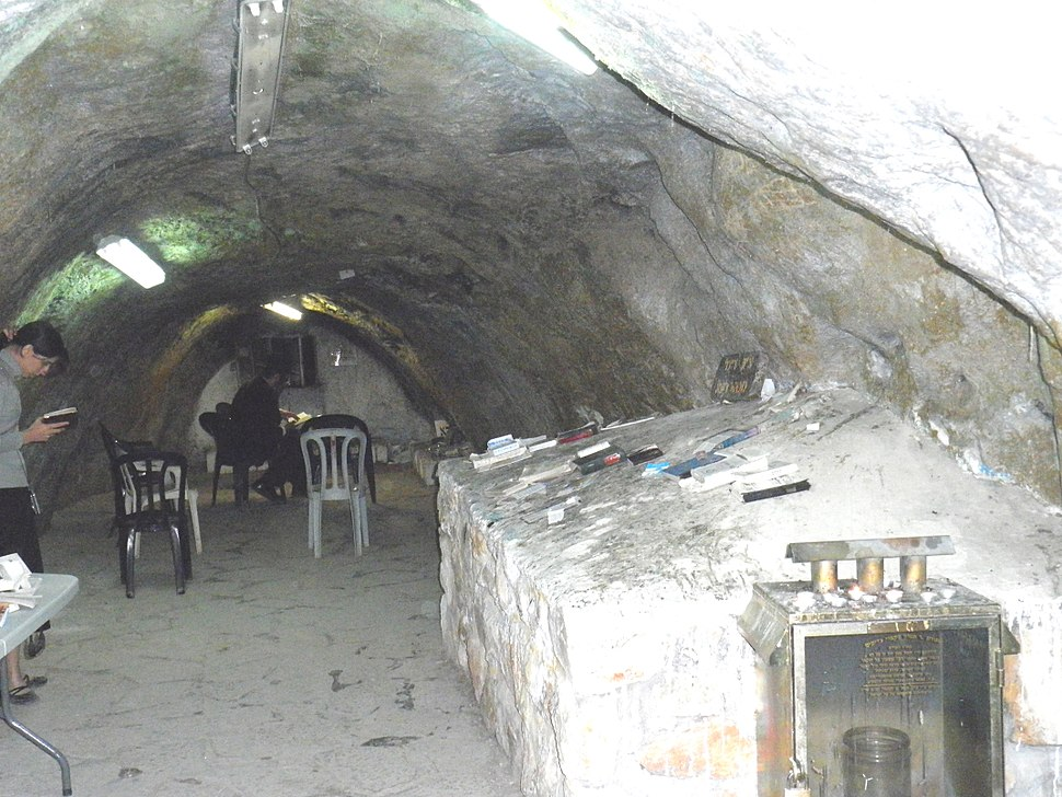 Tomb of Tannaim Abaye and Rava ap 003