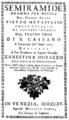 Tommaso Traetta - Semiramide - titlepage of the libretto - Venice 1765.png
