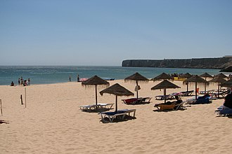 Sagres Point - Tonel Beach in Sagres