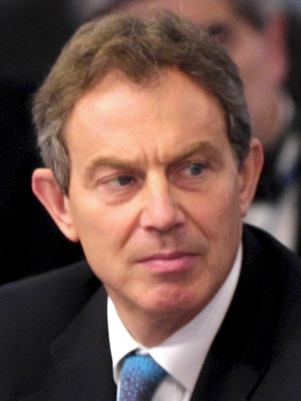 Premiership Of Tony Blair Wikipedia