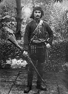 Topal Osman Turkish militia leader