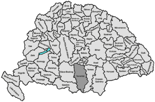 Torontál County Historical county in the Kingdom of Hungary