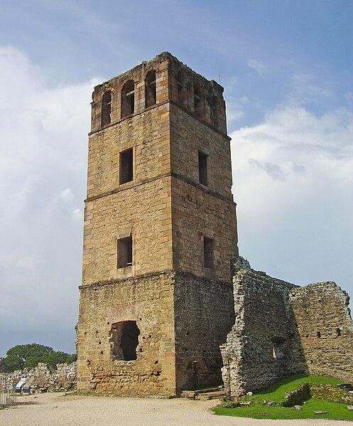 Archivo:Torre Panama Viejo.jpg