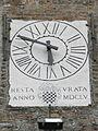 Torre civica, quadrante orologio (Stellata, Bondeno).JPG