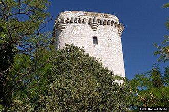 Pinto, Madrid - Torre donde estuvo encerrada la Princesa de Éboli