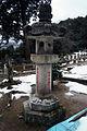 Tottori feudal lord Ikedas cemetery 036.jpg