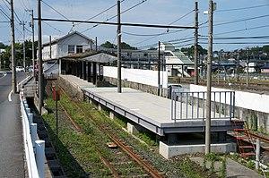 Towada-Kanko Electric Railway Misawa Station Misawa Aomori pref Japan12n.jpg