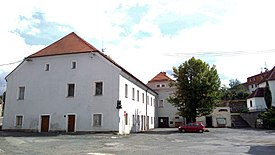 Town hall in Kout na Šumavě.jpg