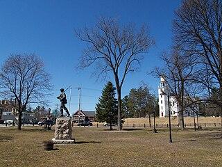 Townsend, Massachusetts Town in Massachusetts, United States