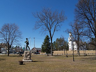 Townsend, Massachusetts - Townsend Common