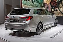Toyota Corolla - Wikipedia