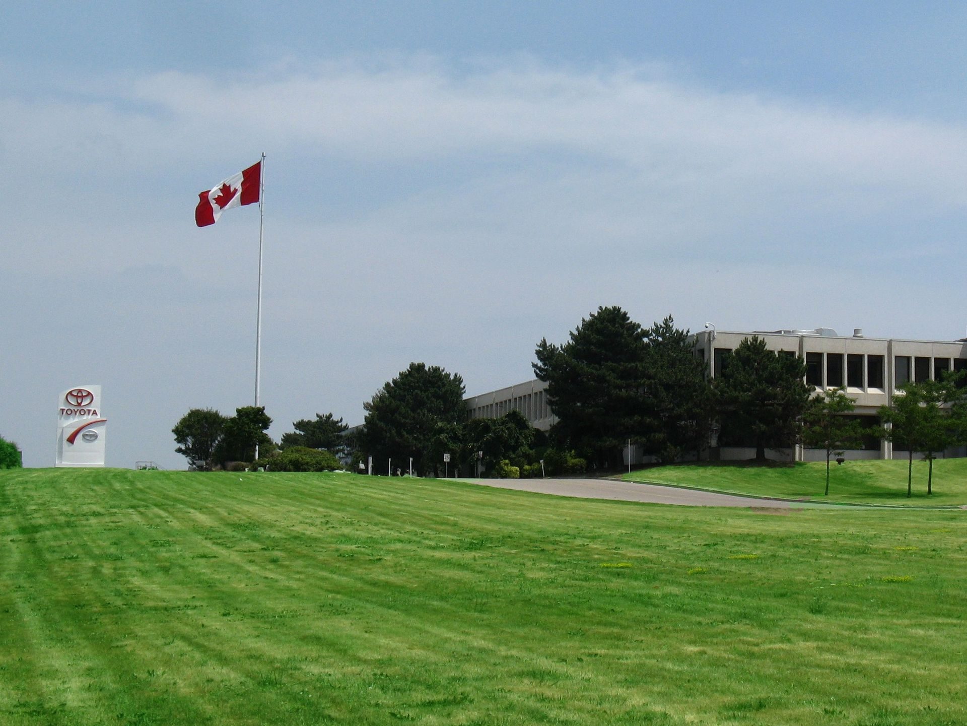 Toyota Canada Finance >> Toyota Canada Inc. - Wikipedia