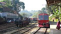 Train Coming into the Station at Sri Lanka.jpg