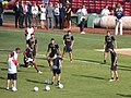 Training at Fenway US Tour 2012 (48).jpg