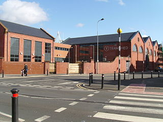 Tramshed, Cardiff arts centre and cinema in Cardiff, Wales