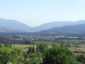 Tremp. Vista general des de Talarn.JPG