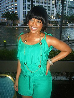 Trina American rapper from Florida
