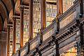 Trinity College Old Library 'Long Room' — Dublin (12890323213).jpg