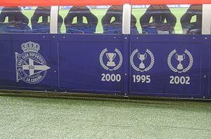 Deportivo de La Coruña - Main titles.