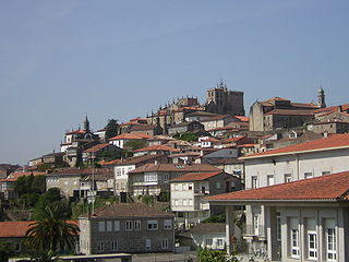 Municipality in Galicia, Spain