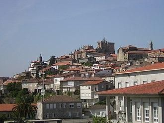 Tui, Pontevedra - View of Tui