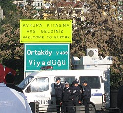 TurkishRoadSign-WelcomeToEurope.jpg
