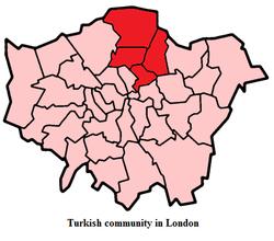Turkish Community Of London Wikipedia