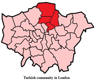 Turkish community of London