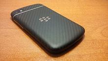 Blackberry Q10 – Wikipedia, wolna encyklopedia