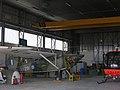 U-17A Skywagon of the Greek Army at Stefanovikion undergoing maintenance.jpg