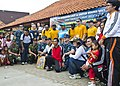 U.S. Sailors pose for a photo with Indonesian service members and elementary school students and staff during a community service event for exercise Cooperation Afloat Readiness and Training (CARAT) 2013 130522-N-IY633-625.jpg