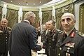 U.S. Secretary of Defense Chuck Hagel, center left, introduces himself to Turkish military leaders Sept 140908-D-NI589-553.jpg