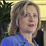 U. S. Secretary of State Hillary Rodham Clinton addresses military and political leaders of Hawaii DVIDS334373 (cropped).jpg