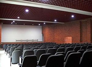 Industrial University of Santander - Image: UIS Auditorio