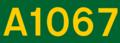 UK road A1067.png