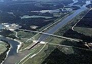 USACE Howell Heflin Lock and Dam