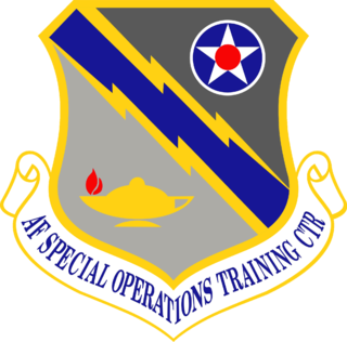 Air Force Special Operations Training Center